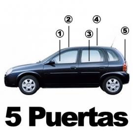 5 Puertas