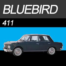 Bluebird 411 (1966-1968)