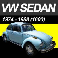 1974-1988 (1600 Carburado Encendido con Platinos)