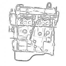 3/4 de Motor