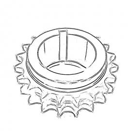 Engranes de Cadena