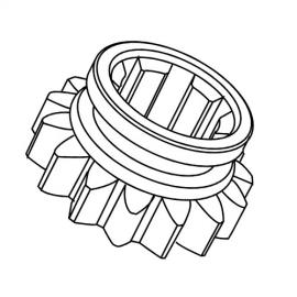 Engranes de Reversa